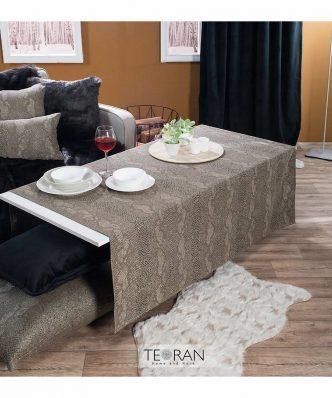 Διακοσμητική Μαξιλάρα Δαπέδου με γέμιση (65x65) TIGUAN 02 της TEORAN