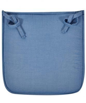 FOAM PL 19 Μαξιλάρι Καρέκλας της ΚΕΝΤΙΑ (40x40x3) BLUE