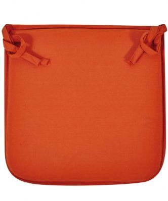 FOAM PL 06 Μαξιλάρι Καρέκλας της ΚΕΝΤΙΑ (40x40x3) ORANGE