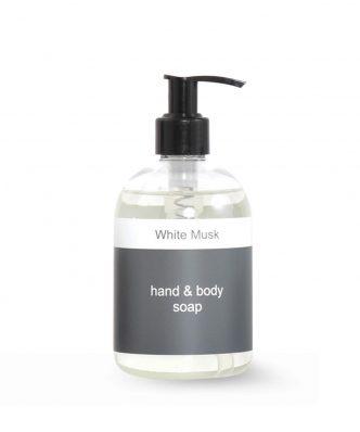 Κρεμοσάπουνο Χεριών & Σώματος WHITE MUSK της NEF-NEF - 300ml