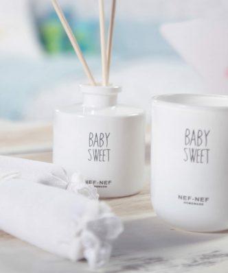 Αρωματικά Σακουλάκια (6τμχ) BABY SWEET της NEF-NEF