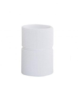 Ποτήρι Μπάνιου MANIS της NEF-NEF - WHITE