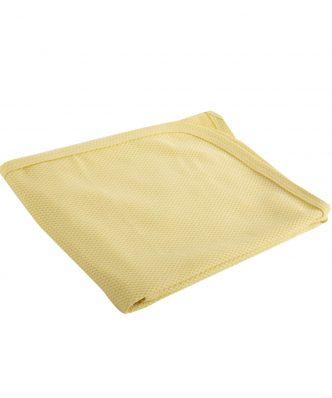 Βρεφική Καλοκαιρινή Κουβέρτα Αγκαλιάς SOFT YELLOW της NEF-NEF (80x80) YELLOW