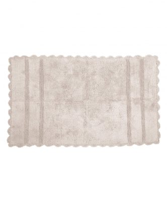 Χαλάκι Μπάνιου PLEASE της NEF-NEF (70x120) 1121-CREAM