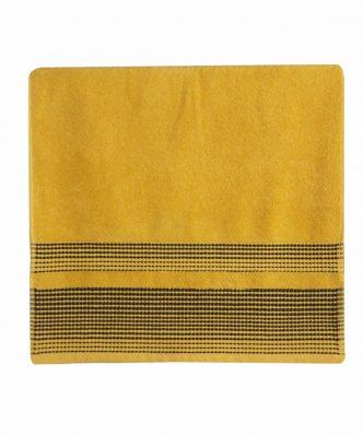 Σετ (3τμχ) Πετσέτες Μπάνιου KENETH της NEF-NEF - YELLOW