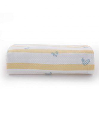 Πικέ Παιδική Κουβέρτα Μονή FRESH LINE της NEF-NEF (160x240) YELLOW