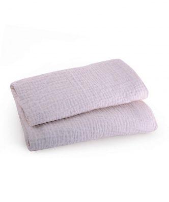 Βρεφική Κουβέρτα PEACEFUL της NEF-NEF - ECRU