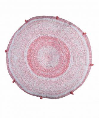 Μαξιλάρα Δαπέδου CONFIDENT της NEF-NEF (Δ:60cm) ROSE