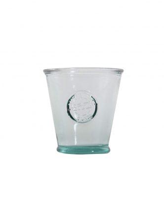 Γυάλινο Ποτήρι Κρασιού AUTHENTIC της NEF-NEF (220cc) NATURAL