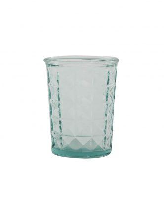Γυάλινο Ποτήρι Μπάνιου DIAMANTE της NEF-NEF (375cc) NATURAL