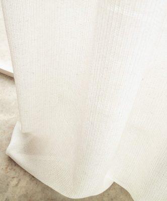Έτοιμη Κουρτίνα με Τρέσα Iria 865B/05 της GOFIS HOME (140x 280) ΟFf White