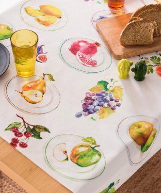 Αλέκιαστο Καρέ φαγητού Appetizers 672 της GOFIS HOME (85x85)