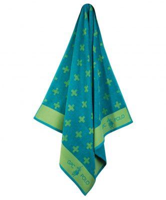 Πετσέτα Θαλάσσης Essential 3553 της POLO CLUB (90x170) ΚΟΚΚΙΝΟ-ΠΕΤΡΟΛ
