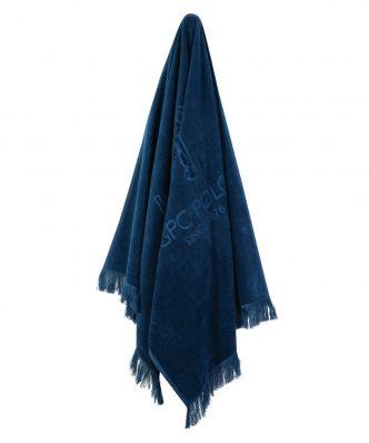 Πετσέτα Θαλάσσης Essential 3565 της POLO CLUB (70x170) ΜΠΛΕ