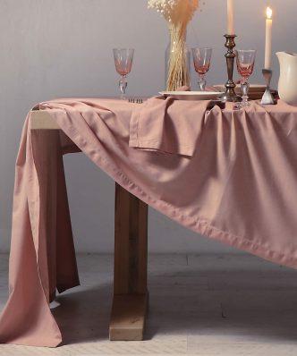 Πετσέτα Φαγητού COTTON-LINEN της NEF-NEF (50x50) ENGLISH ROSE
