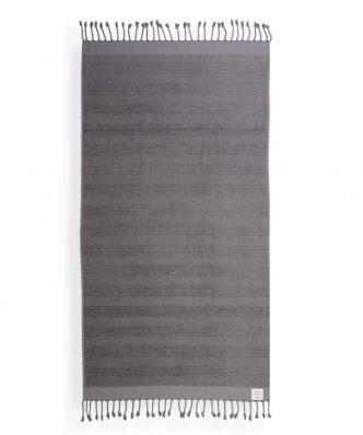 Πετσέτα Θαλάσσης EXPRESSION της NEF-NEF (80x160) GREY