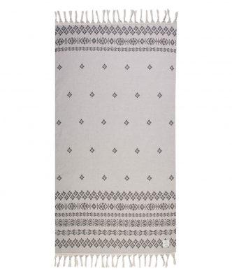 Πετσέτα Θαλάσσης / Παρεό EXPAN της NEF-NEF (90x170) GREY