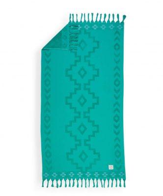 Πετσέτα Θαλάσσης / Παρεό COLOSSUS της NEF-NEF (90x170) GREEN