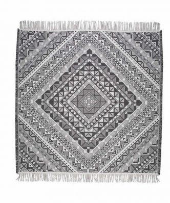 Πετσέτα Θαλάσσης AMAZED της NEF-NEF (160x160) BLACK