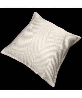 Διακοσμητική μαξιλαροθήκη Δαπέδου VENERE της Guy Laroche (60x60) SAND
