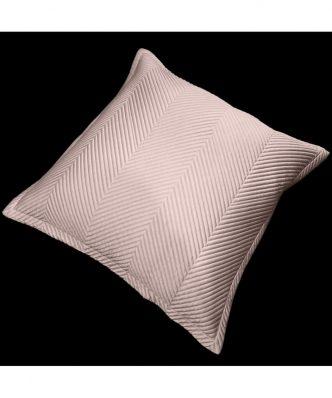 Διακοσμητική μαξιλαροθήκη Δαπέδου VENERE της Guy Laroche (60x60) AMETHYST