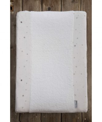 Jersey Βρεφικό Κάλυμμα αλλαξιέρας Nene της NIMA HOME - Gray (50x70)