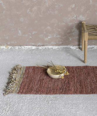 Χαλάκι Ardit της NIMA HOME - Terracotta