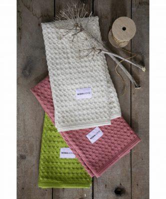 Σετ Πετσέτες Κουζίνας (3τμχ) Bela της NIMA HOME (50x70)