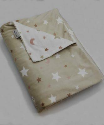 Βρεφική Fleece Κουβέρτα MOON της PIERRE CARDIN