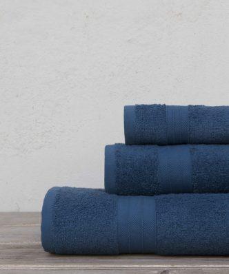 Πετσέτα Moss Blue της Kocoon by NIMA