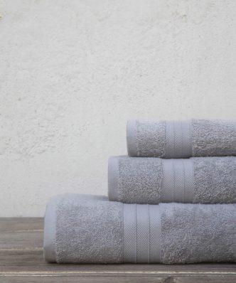 Πετσέτα Moss Gray της Kocoon by NIMA