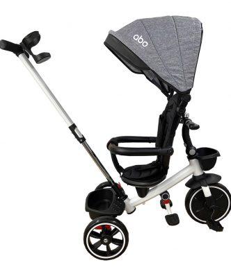 Παιδικό Αναδιπλώμενο Τρίκυκλο Ποδήλατο A-TRIKE ΚΟΚΚΙΝΟ της ΑΒΟ