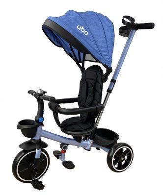 Παιδικό Αναδιπλώμενο Τρίκυκλο Ποδήλατο A-TRIKE ΜΠΛΕ της ΑΒΟ