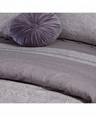 Σετ Βαμβακοσατέν Σεντόνια King Size (Γίγας) Premium ENGENIE της NEF-NEF (270x280) GREY