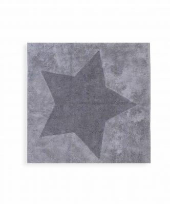Παιδικό Χαλί JUNIOR STAR της NEF-NEF (120x120) GREY