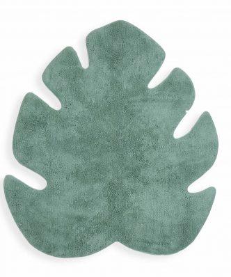 Παιδικό Χαλί JUNIOR LEAF της NEF-NEF (115x125) GREEN