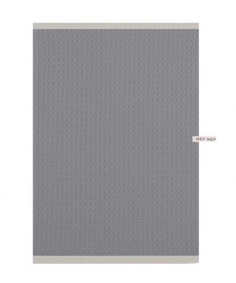 Πικέ Ποτηρόπανο WAFFLOW της NEF-NEF (45x68) GREY