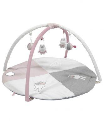 Βρεφικό Γυμναστήριο Miffy Pink Design 3623 της Miffy (86x44)