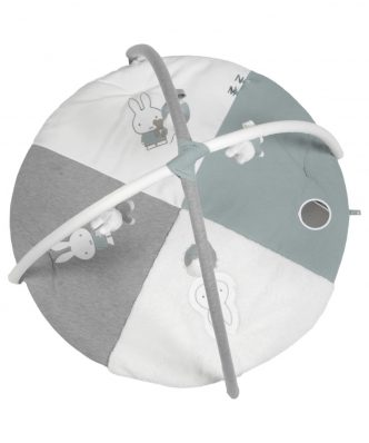 Βρεφικό Γυμναστήριο Μiffy Mint Design 3673 της Miffy (86x44)