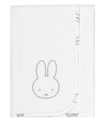 Βρεφικό Σελτεδάκι Design 55 της Miffy (50x70) ΓΚΡΙ