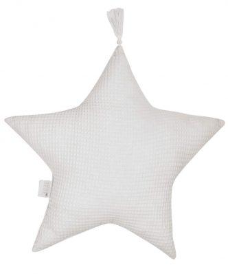 Βρεφικό Διακοσμητικό Μαξιλάρι STARLA 12 της ΚΕΝΤΙΑ (50x50) - ECRU