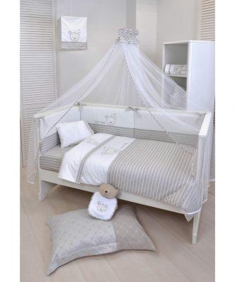 Βρεφικό Φωτιστικό Οροφής Sweet Teddy Design 350 της Baby Oliver (29x29x37)