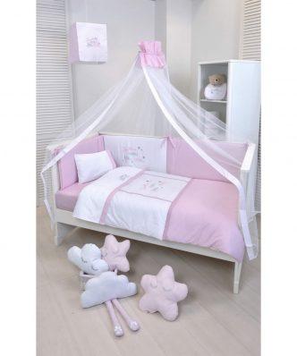 Βρεφικό Φωτιστικό Οροφής Twinkle Twinkle Design 352 της Baby Oliver (29x29x37)