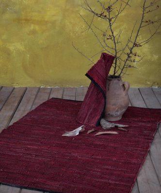 Χαλί Jatin της NIMA HOME - Red