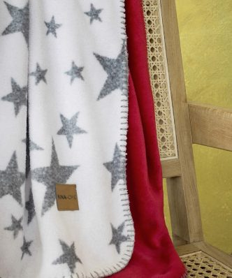 Ριχτάρι/Κουβέρτα Καναπέ Lunar της NIMA HOME (130x170)
