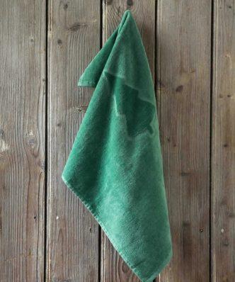Πετσέτα Κουζίνας Merry Christmas της NIMA HOME (50x70) - Green
