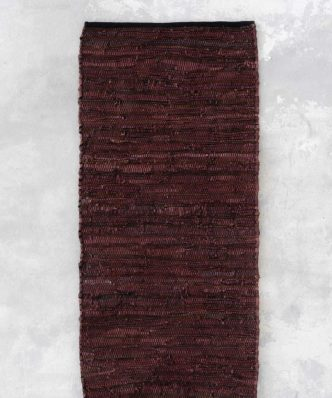 Χαλί Sada της NIMA HOME - Wine Red